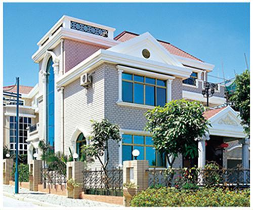 60x240通体砖 小虎陶瓷外墙砖系列 宜兴森尼陶瓷产品 高清图片
